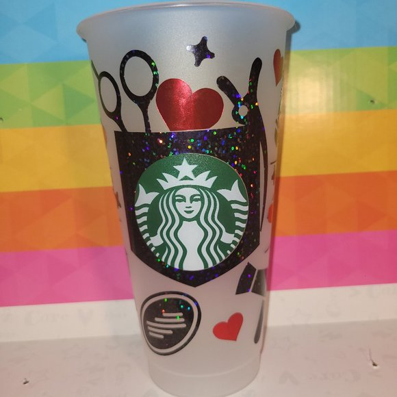 New 24oz Starbucks Reusable Cold Cup